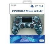 Dualshock 4 Blue Camo KONTROLLER